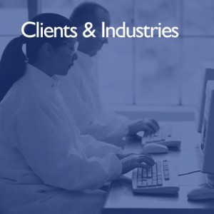 Clients and Industries