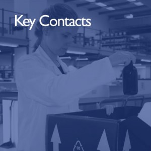 Key Contacts at i2 Analytical