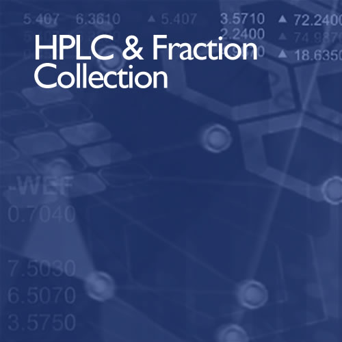 HPLC & Fraction Collection Services from i2 Analytical