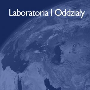 Laboratoria I Oddziały