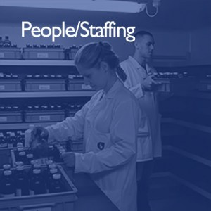People and staffing at i2 analytical
