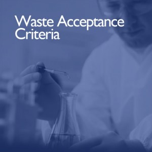 Waste Acceptance Services from i2 Analytical