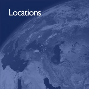 i2 Analytical Locations